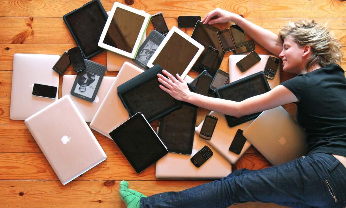 Подарок любителю технологий
