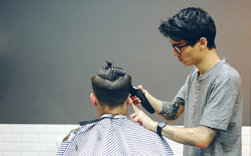 Дмитрий цой парикмахер работа в балаково для девушек