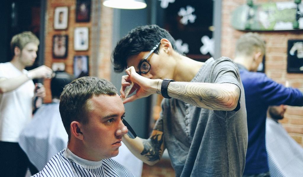 дмитрий цой парикмахер
